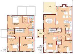home design 4 bedroom house plan in less than 3 cents kerala and 93 inspiring 4 bedroom floor plans home design