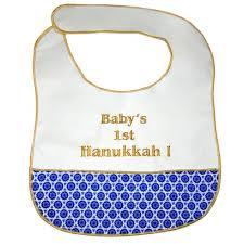 hanukkah baby baby s hanukkah baby bib