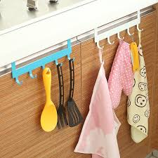 Kitchen Cabinet Door Storage by Rack Storage Picture More Detailed Picture About 5 Hooks Iron
