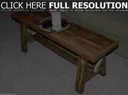 Coffee Table Into Bench Rectangle Bench Coffee Table Modern Bench Vintage Brilliant With