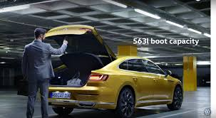 volkswagen arteon launch video shows features lets you enjoy the