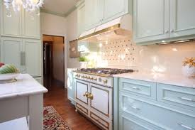 Green And White Kitchen Cabinets Mint Green Kitchen Cabinets Design Ideas