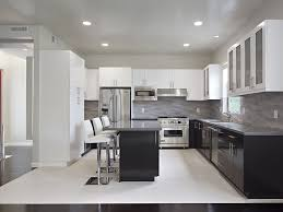 makeovers and cool decoration for modern homes two tone kitchen