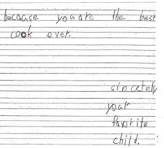 trouble always has a door mother u0027s day letter from my son max ay
