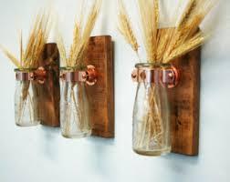 Shabby Chic Country Decor by Milk Bottles Etsy