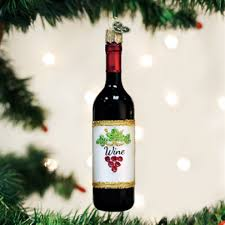 yourchristmasstore wine bottle world