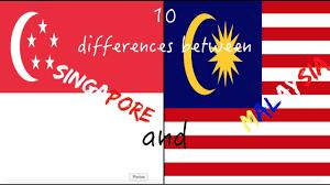 Singapore Flag Button Malaysia Vs Singapore Youtube