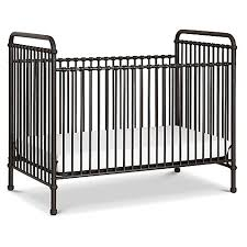 Black Convertible Cribs Million Dollar Baby Classic Abigail 3 In 1 Convertible Crib In