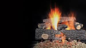 outdoor realwood gas log set majestic products