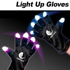 Light Up Gloves Logo Gloves U0026 Mittens Bnoticed Put A Logo On It The