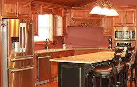 Kitchen Cabinets Cherry The Cabinets Plus Rustic Cherry Kitchen Cabinets