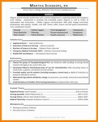 Emt Resumes Objective For A Nursing Resume Splixioo