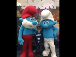 meeting papa smurf clumsy manchester