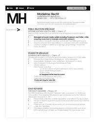 social media manager resume sample sample resume for public relations example of public relations public relations resume template
