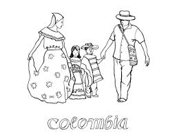 ecuador coloring pages for kids