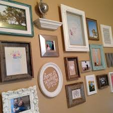 Gallery Wall Frames by Gallery Wall In My Bedroom U2014 Me U0026 My Big Ideas