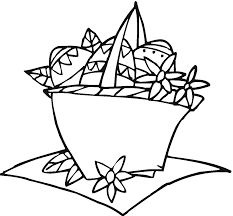 create your own coloring book clip art library
