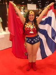 Flag Cape Wonder Woman With Flag Cape Super Fly Comics U0026 Games
