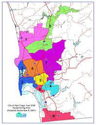 San Diego City Map by Why Isn U0027t District 2 U2013 Ob U0027s District U2013 Having Its Own Community