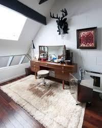 Acrylic Vanity Table Acrylic Vanity Table Bedroom Midcentury With Dark Wood Floor Wood