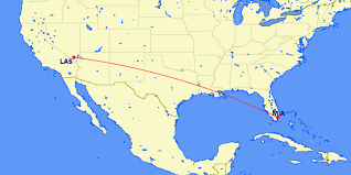 Las Vegas Terminal Map by Las Vegas To Miami Cheap 181 Roundtrip American Airlines