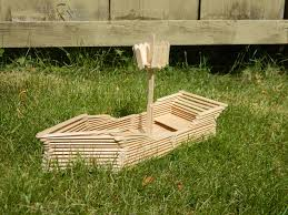 18 best how to make a boat images on pinterest popsicle sticks