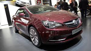 opel cascada 2013 opel vauxhall cascada drops its top in geneva video