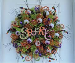halloween wreathes diy
