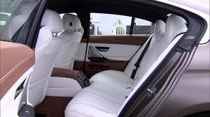 bmw 6 series interior bmw 6 series gran coupe interior reveal footage