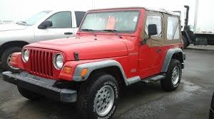 1997 jeep wrangler se 1997 jeep wrangler 2dr se 4wd suv in commerce city co abc autos