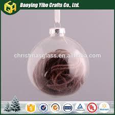 clear glass ornament clear glass ornament suppliers