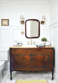 old dresser bathroom vanitybathroom vanities 6 antique dresser