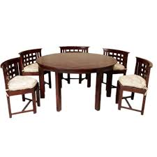 6 Dining Room Chairs by Indian Dining Table 6 Chairs Indian Hub Dining Table Set With 6
