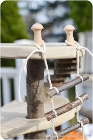 diy project how to make a toy tree house