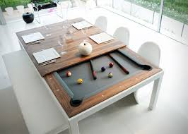 Billiards Dining Table