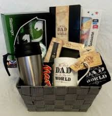 Father S Day Baskets Diy Gift Basket For Father U0027s Day Gift Ideas Pinterest