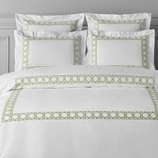 luxury duvet covers u0026 shams williams sonoma