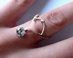 used wedding rings best wedding rings the weirdest engagement rings used