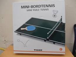 dining room table tennis set mini table tennis set tiger http lachpage com pinterest