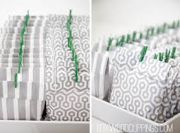 modern baby shower boxwood clippings archive a modern baby shower favors