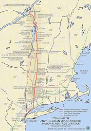 Lexington And Concord Map Kent Man Aims To Establish National Heritage Area The Register