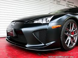 lexus coupe black matte black lexus lfa by office k video autoevolution