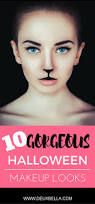 Unicorn Makeup Halloween by 10 Gorgeous Halloween Makeup Looks Deux Bella
