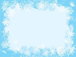 Light Blue Color by Light Blue Snowflake Frame Ppt Backgrounds Blue Border U0026 Frames