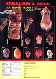 distortions halloween props halloween masks branded in the 80s page 2