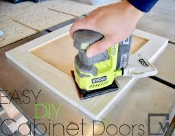 easy diy cabinet doors diy shaker cabinet doors an easy tutorial for shaker style cabinet