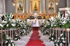 church decorations for wedding ten facts about indoor wedding aisle decorations