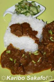 cabri massalé cuisine réunionnaise cabri massalé karibo sakafo