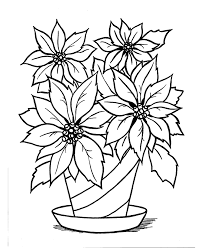 christmas scenes coloring pages kids coloring
