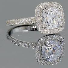 diamond rings square images Square rings with diamonds col cners engagement rings square cut jpg